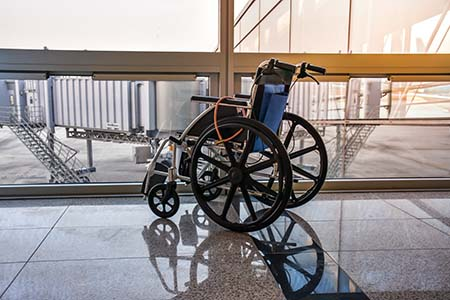 Disabilities at the Airport